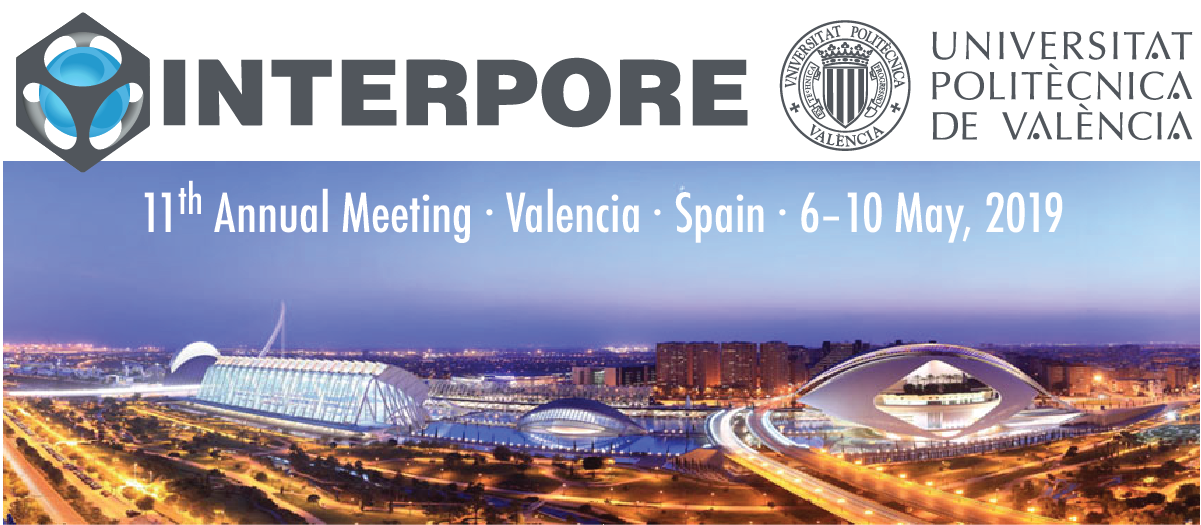 InterPore2019 Valencia
